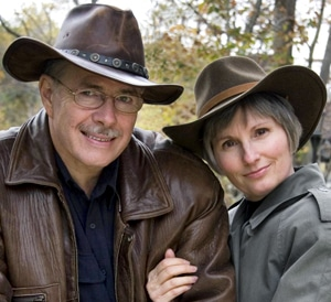Christian Fiction Authors Diane and David Munson